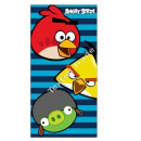 Angry Birds strandtuch sammet