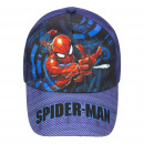 Spiderman czapka w sieci