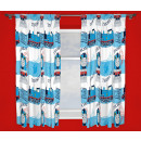 Thomas and Friends curtain set
