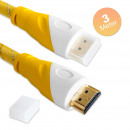 wholesale DVD & TV & Accessories: HDMI cable 4k Ultra HD gold plated. High-speed ...