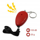 wholesale Security & Surveillance Systems: Panic arm for  hanging with keyring 105dB