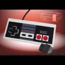 Retro Controller pour la console de jeu NES Wired.