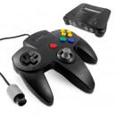 Nintendo 64, contrôleur N64, gamepad rétro EAXUS