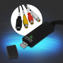 vidéo USB numériseur / Adaptateur vidéo avec audio