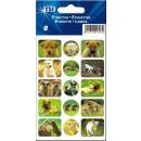 """groothandel Sieraden & horloges: Decoratieve  etiketten """"hond"""""""