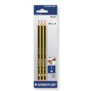 ingrosso Articoli da Regalo & Cartoleria: STAEDTLER Noris matite HB 3 Pack