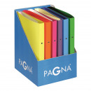 wholesale Business Equipment: PAGNA ring binder  PP A4 16 mm, color assorted