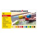 EBERHARD FABER Wandtafelkreide farbig 12er Packung