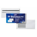 wholesale Business Equipment: Envelopes with windows DINlang 20s