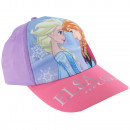 wholesale Toys: Frozen - Children's baseball cap girl