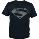 Superman - señores T-Shirt Logotipo