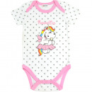wholesale Childrens & Baby Clothing: Pummeleinhorn - Baby short-sleeved body girl