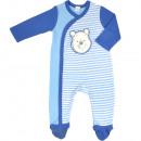 Großhandel Lizenzartikel: Winnie Puuh - Baby Strampler Jungen