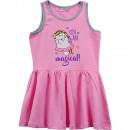 Pummeleinhorn - vestido de niña sin mangas para ni