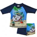 wholesale Licensed Products: Chubby unicorn - baby swimsuit boys UV 50+