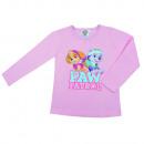 Großhandel Kinder- und Babybekleidung: Paw Patrol - Kinder Langarmshirt Mädchen