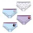 Großhandel Lizenzartikel: Frozen - Kinder Unterhose Mädchen 4er Pack