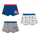Tom & Jerry - 3-pak bokserów dziecięcych w sty