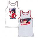 Großhandel Fashion & Accessoires: Miraculous - Kinder Unterhemd Mädchen 2er Pack