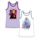 Großhandel Fashion & Accessoires: Frozen - Kinder Unterhemd Mädchen 2er Pack
