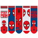 Spiderman - Gyerek zokni fiúk 5 csomag