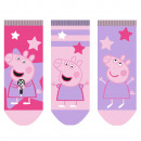 Peppa Pig - Baby sneaker socks girls 3-pack