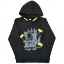nagyker Licenc termékek: Batman - Gyermek pulóver fiúk fekete