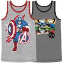 nagyker Ruha és kiegészítők: Avengers - Gyerek alsóing fiúk 2-csomag