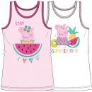 wholesale Licensed Products: Peppa Pig - Children's undershirt girls ...