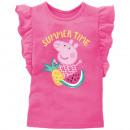 mayorista Ropa bebé y niños: Peppa Pig - niños T-Shirt niña
