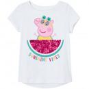 Peppa Pig - dzieci T-Shirt Dziewczyna wie