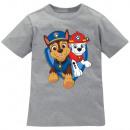 Großhandel Lizenzartikel: Paw Patrol - Kinder T-Shirt Jungen
