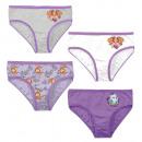 Paw Patrol - Children's underpants girls 4-pac