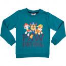 Großhandel Lizenzartikel: Paw Patrol - Kinder Sweatshirt Jungen