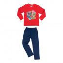 Großhandel Lizenzartikel: Paw Patrol - Kinder Schlafanzug Jungen