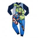 Großhandel Lizenzartikel: Avengers - Kinder Jumpsuit Jungen
