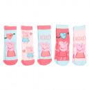 mayorista Artículos con licencia: Peppa Pig - Paquete de 5 calcetines ...