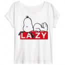 Snoopy - panie T-Shirt