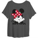groothandel Licentie artikelen: Minnie - Oversized damesshirt