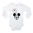 Großhandel Fashion & Accessoires:Baby body - Minnie Mouse