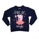 Großhandel Lizenzartikel: Sweatshirt with Glitterprint