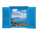 wholesale Wall Tattoos: 3dwallie Santorini decorative wall sticker
