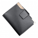 Parker men fashion wallet