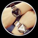 Trixeka women's watch with a triangular dial