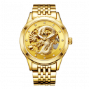 wholesale Watches: Draco Lux a luxury watch with engraved dragon moti