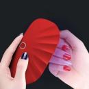 ULamp trockene drahtlose LED-Lampe für Nägel
