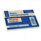 selbstklebende Notizblock 50x75 / 100k Starpak von
