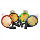 Kabelschloss 390 8 x 650 mm / Mischfarbe