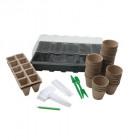 Pflanze wachsen Kit 84 Stück