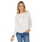 Women's Tunica Blouse, white